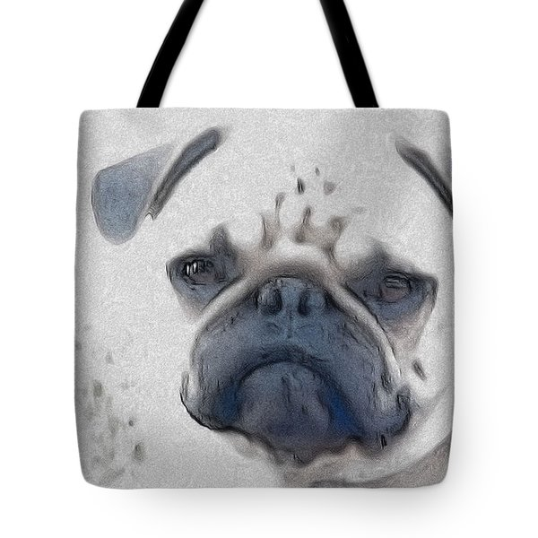 Vito Tote Bag by Cindy Luelling