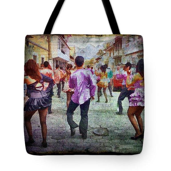 Viva La Fiesta Tote Bag