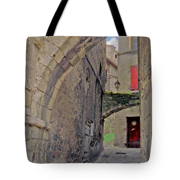 Viviers Alley Tote Bag