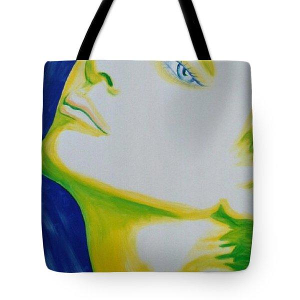 Madonna Vogue Tote Bag