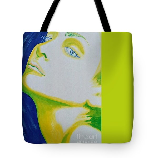Madonna Vogue Tote Bag