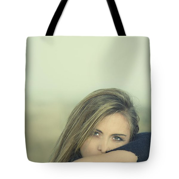Voice Of My Silence Tote Bag
