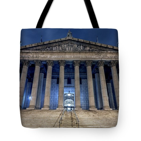 Voice Of Shadows Tote Bag
