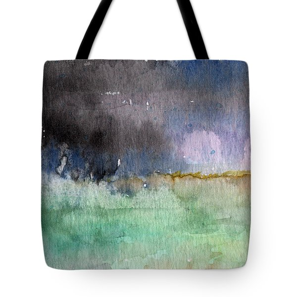 Voices Carry Tote Bag by Linda Woods