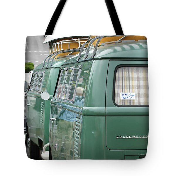 Volkswagen Vw Bus Tote Bag