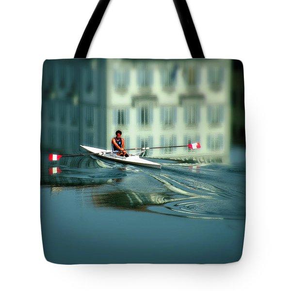 Volo A Vela  Tote Bag