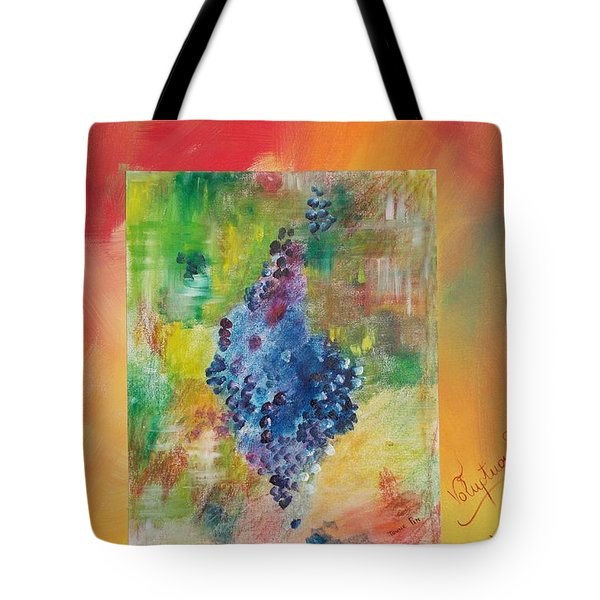 Voluptuous Tote Bag by PainterArtist FIN