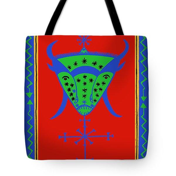 Voodoo Bosou Tote Bag