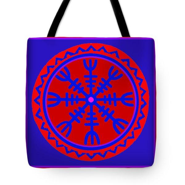 Voodoo Helm Of Awe Tote Bag