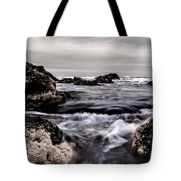 Tote Bag featuring the photograph Vortex by Edgar Laureano