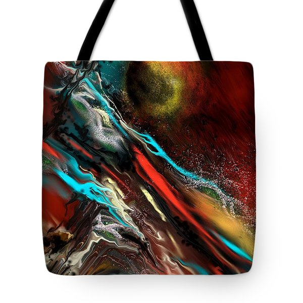 Vortex Tote Bag by Francoise Dugourd-Caput