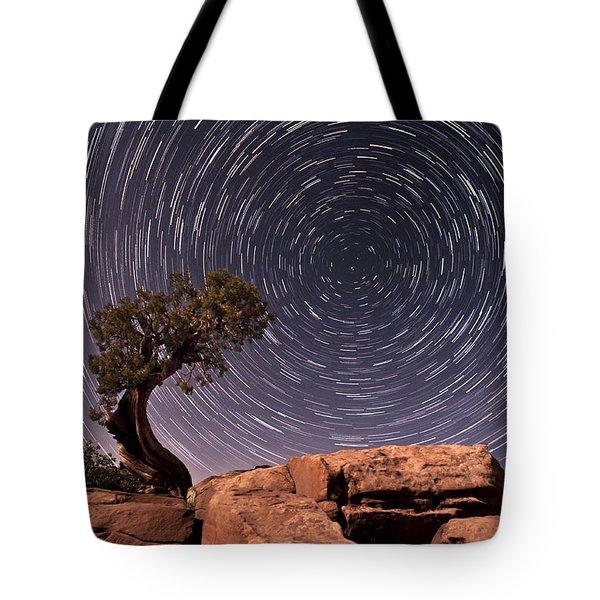 Vortex Tote Bag by Melany Sarafis
