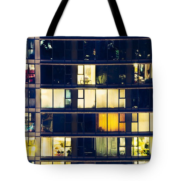 Tote Bag featuring the photograph Voyeuristic Pleasure Cdlxxxviii by Amyn Nasser