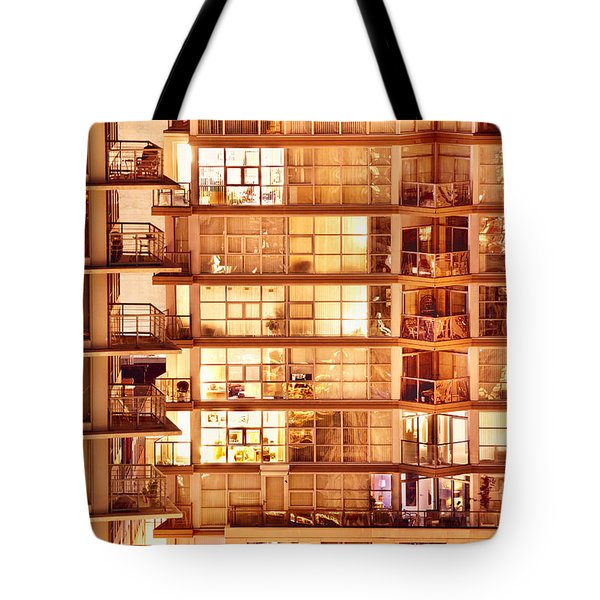 Tote Bag featuring the photograph Voyeuristic Pleasures Cdxci by Amyn Nasser