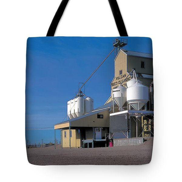 Vulcan 2 Tote Bag by Terry Reynoldson
