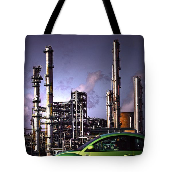 Tote Bag featuring the photograph Vw Beetle by Craig B