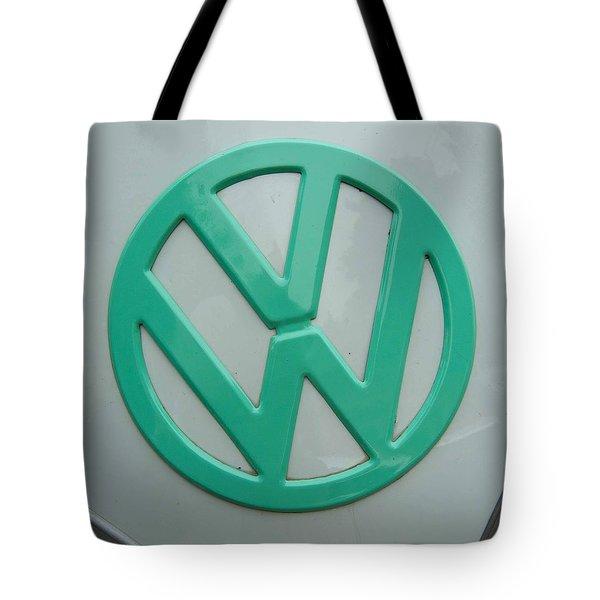 Vw Logo Tote Bag