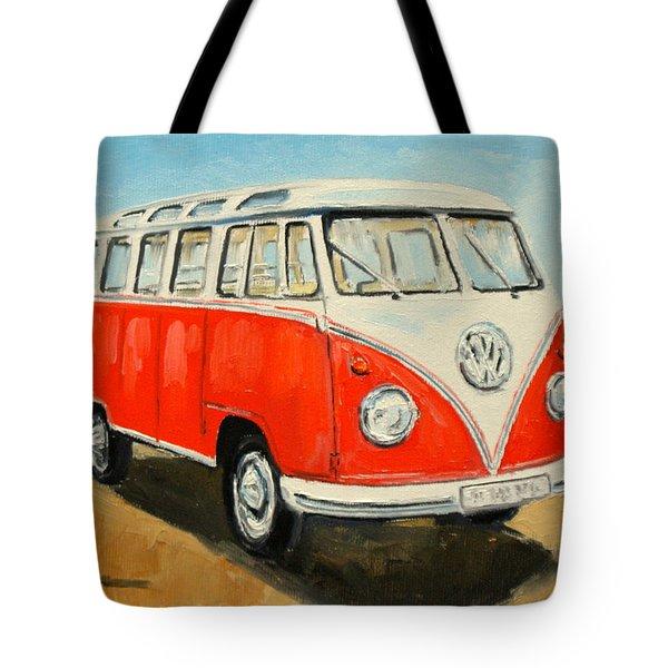 Vw Transporter T1 Tote Bag