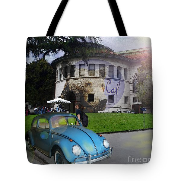 Vw - Uc Berkeley Tote Bag