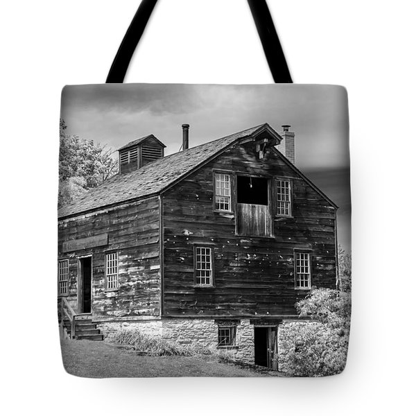W Grieve - Brewer Distiller Malster Tote Bag by Guy Whiteley