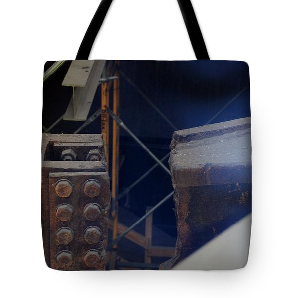 W T C Steel  Tote Bag by Rob Hans