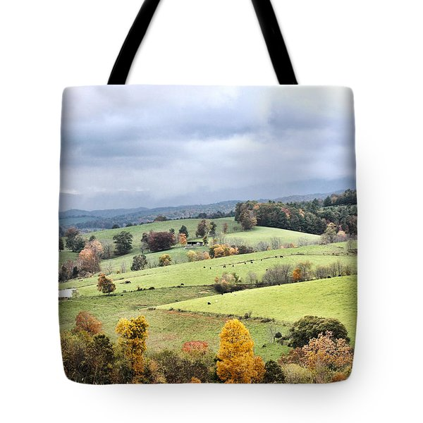 Waddletown Road Tote Bag