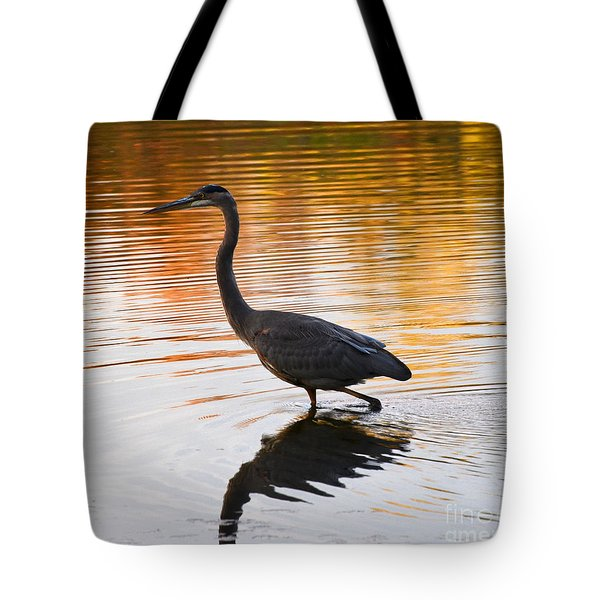 Wading For You Tote Bag