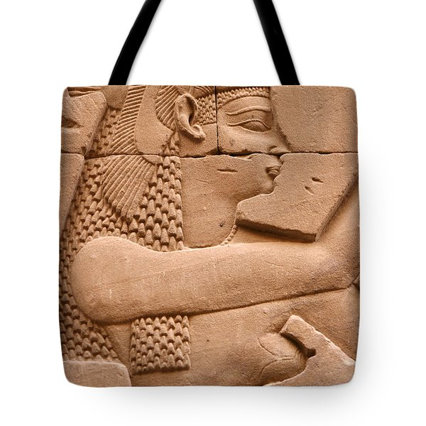 Wadjet Tote Bag by Stephen & Donna O'Meara
