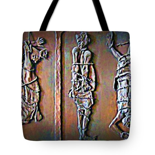 Wages Of Sin Tote Bag by John Malone