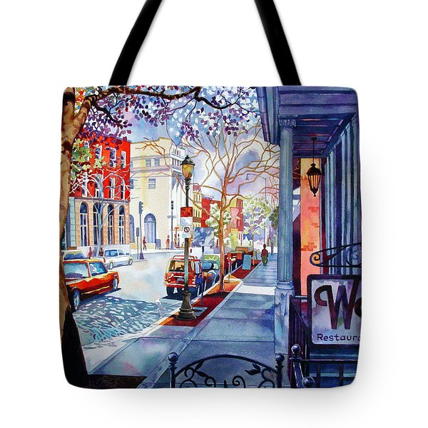 Wags Tote Bag