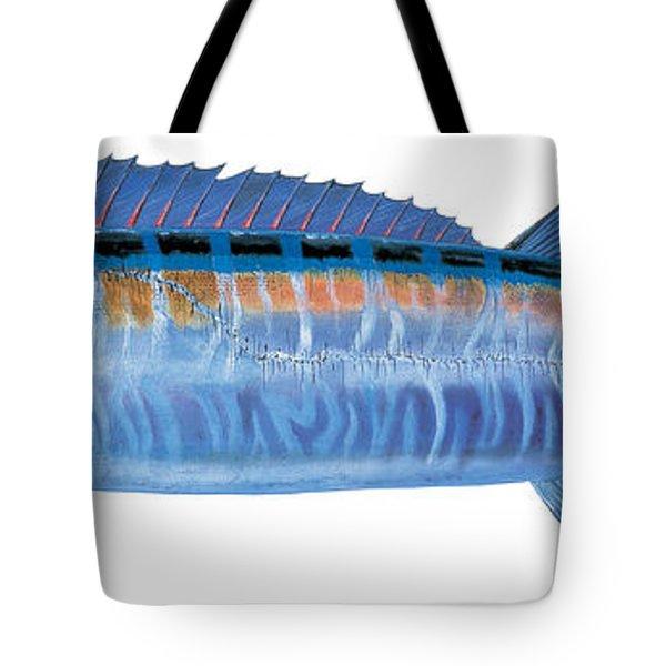 Wahoo Tote Bag