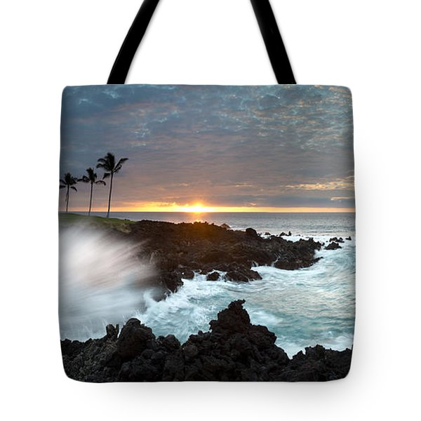 Waikaloa Mana Tote Bag