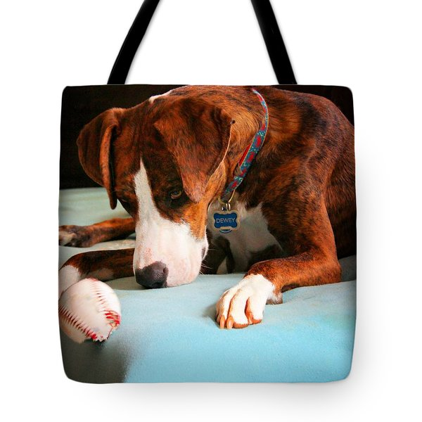 Tote Bag featuring the photograph Wait For It      Wait For It by Robert McCubbin