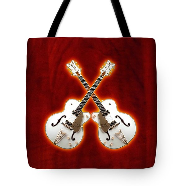 Waite Gretsch Tote Bag by Doron Mafdoos