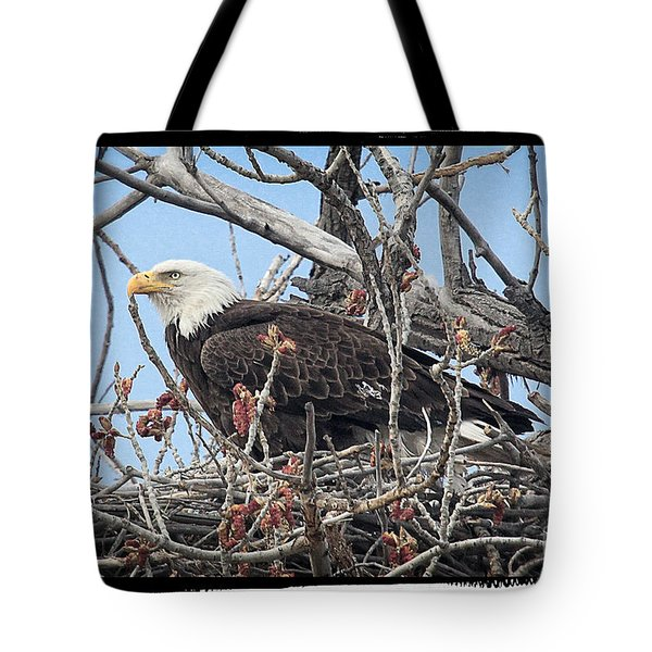 Waiting Tote Bag by Bob Hislop