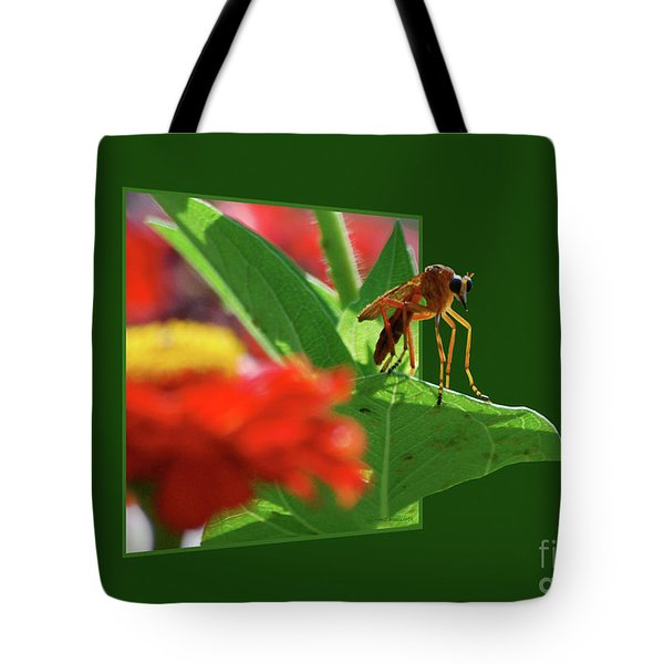 Tote Bag featuring the photograph Waiting For A Date by Thomas Woolworth