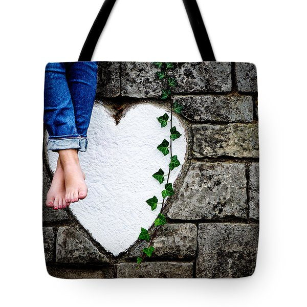 Waiting For Love Tote Bag