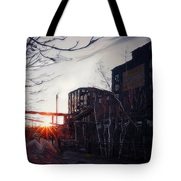 Waiting For Spring... Tote Bag