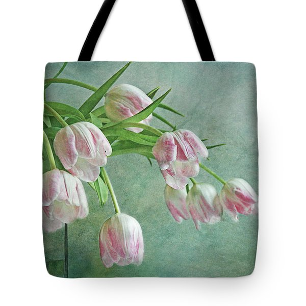 Waiting For Spring Tote Bag by Claudia Moeckel