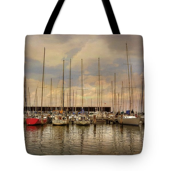 Waiting For The Weekend Tote Bag