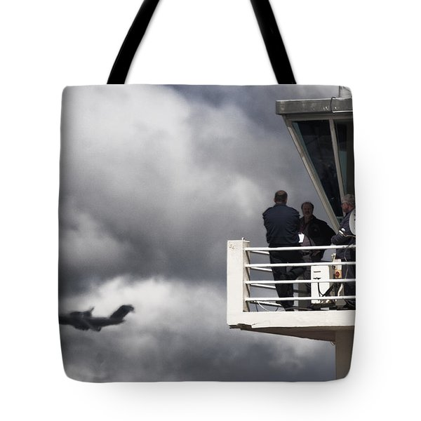 Waiting For You Tote Bag by Paul Job