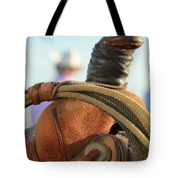 Waiting Game Tote Bag by Steven Bateson