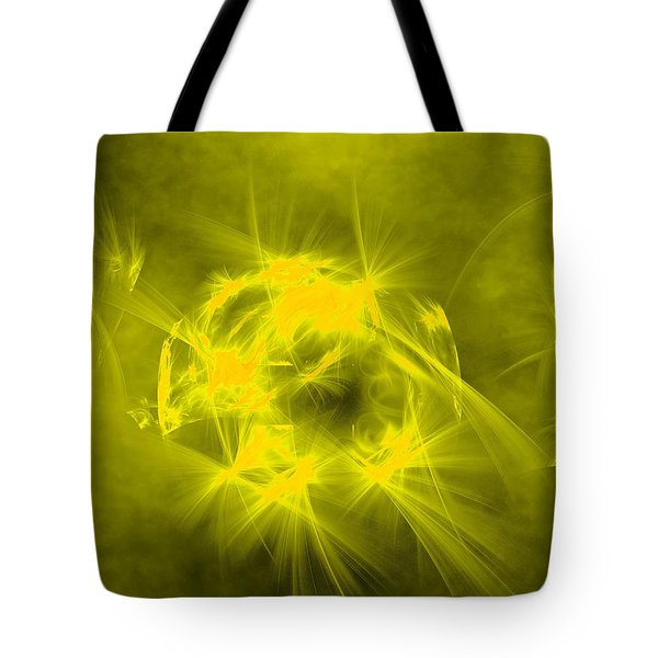 Waiting In Hope Tote Bag by Jeff Iverson