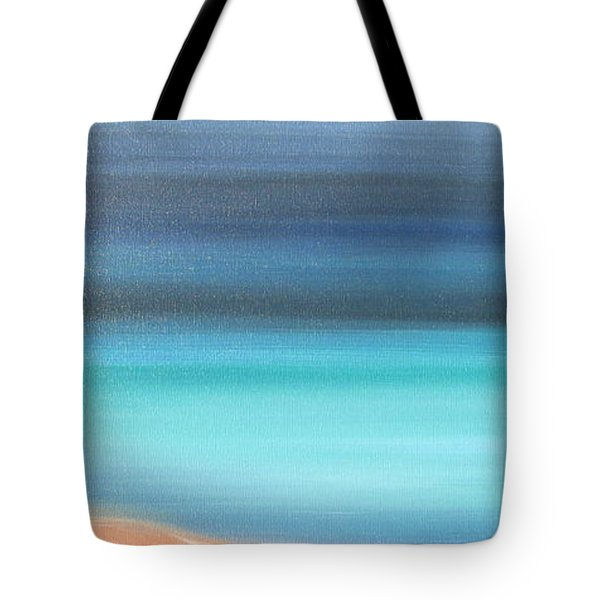 Waiting Tote Bag by Jacqueline Athmann