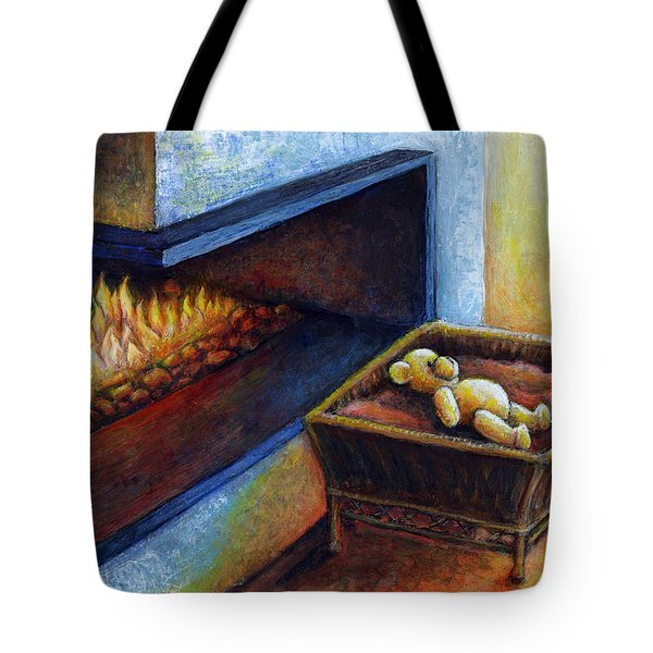 Waiting To Be Loved Tote Bag