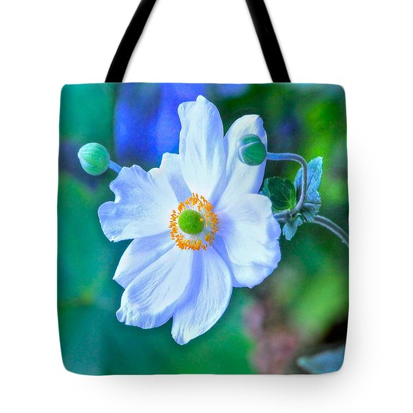 Flower 13 Tote Bag