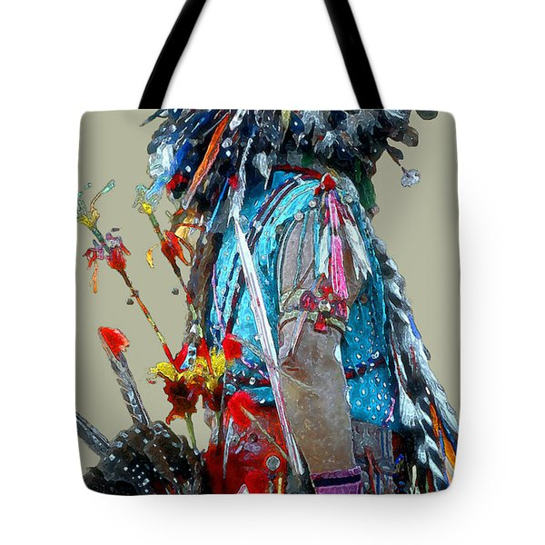 Waiting To Dance Tote Bag