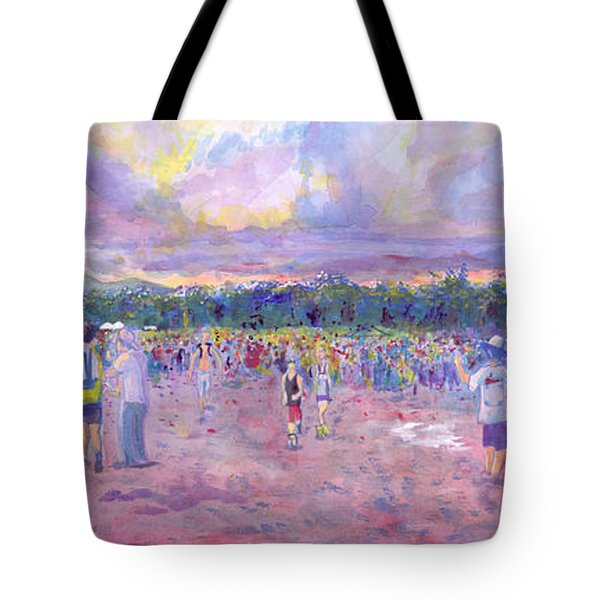 Wakarusa Gogol Bordello Tote Bag