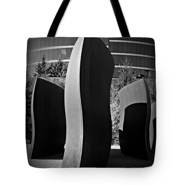 Wake 4 Tote Bag by Chalet Roome-Rigdon