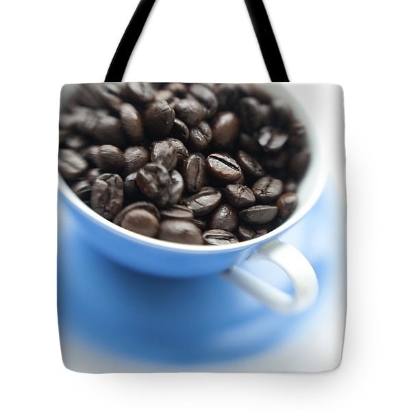 Wake-up Cup Tote Bag by Priska Wettstein